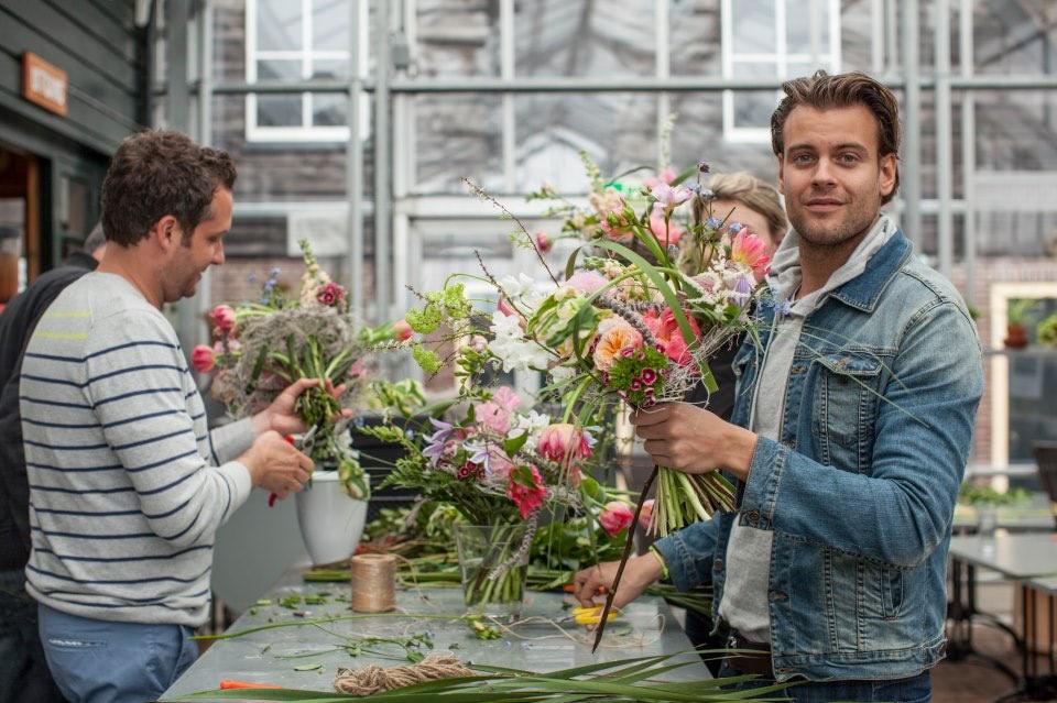The Flower Journey Holland 2017 Flower School Flower School