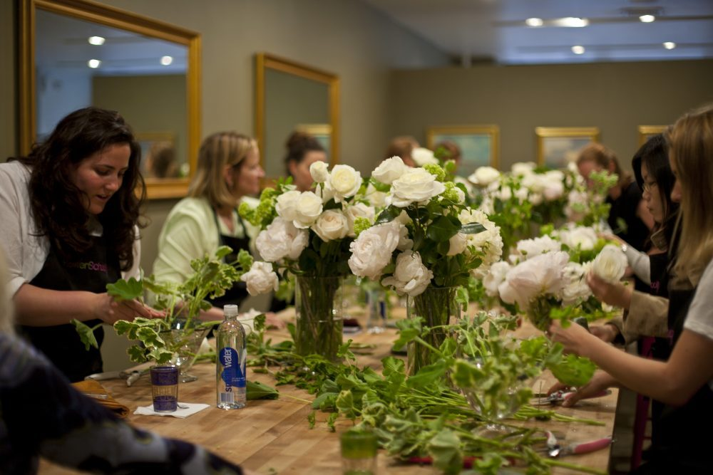 5 Day Intensive Series Flower School